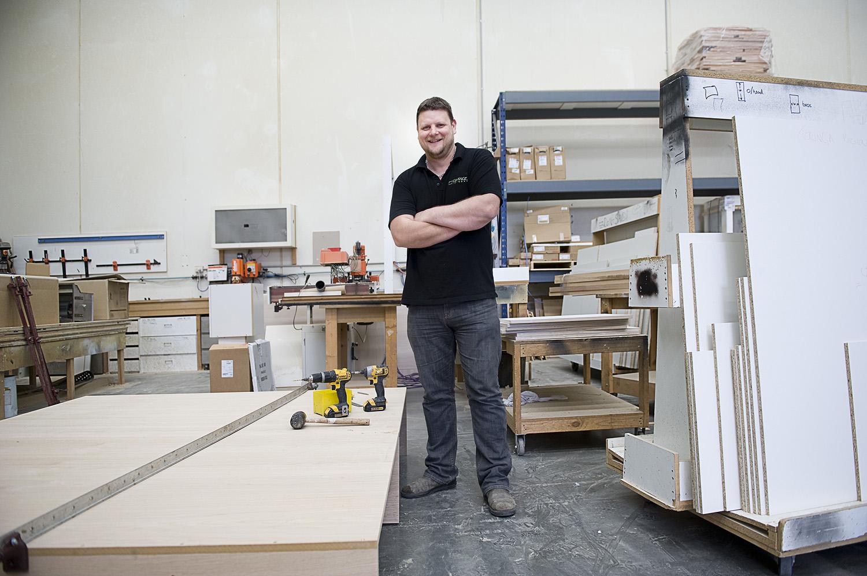 Business-Owner-in workshop