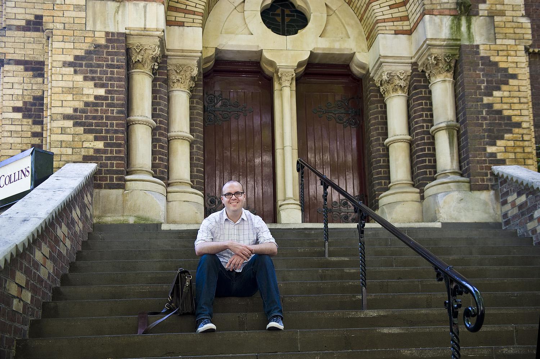 Jonathan Carter former Senior Dispute Resolution Manager dreams of priesthood
