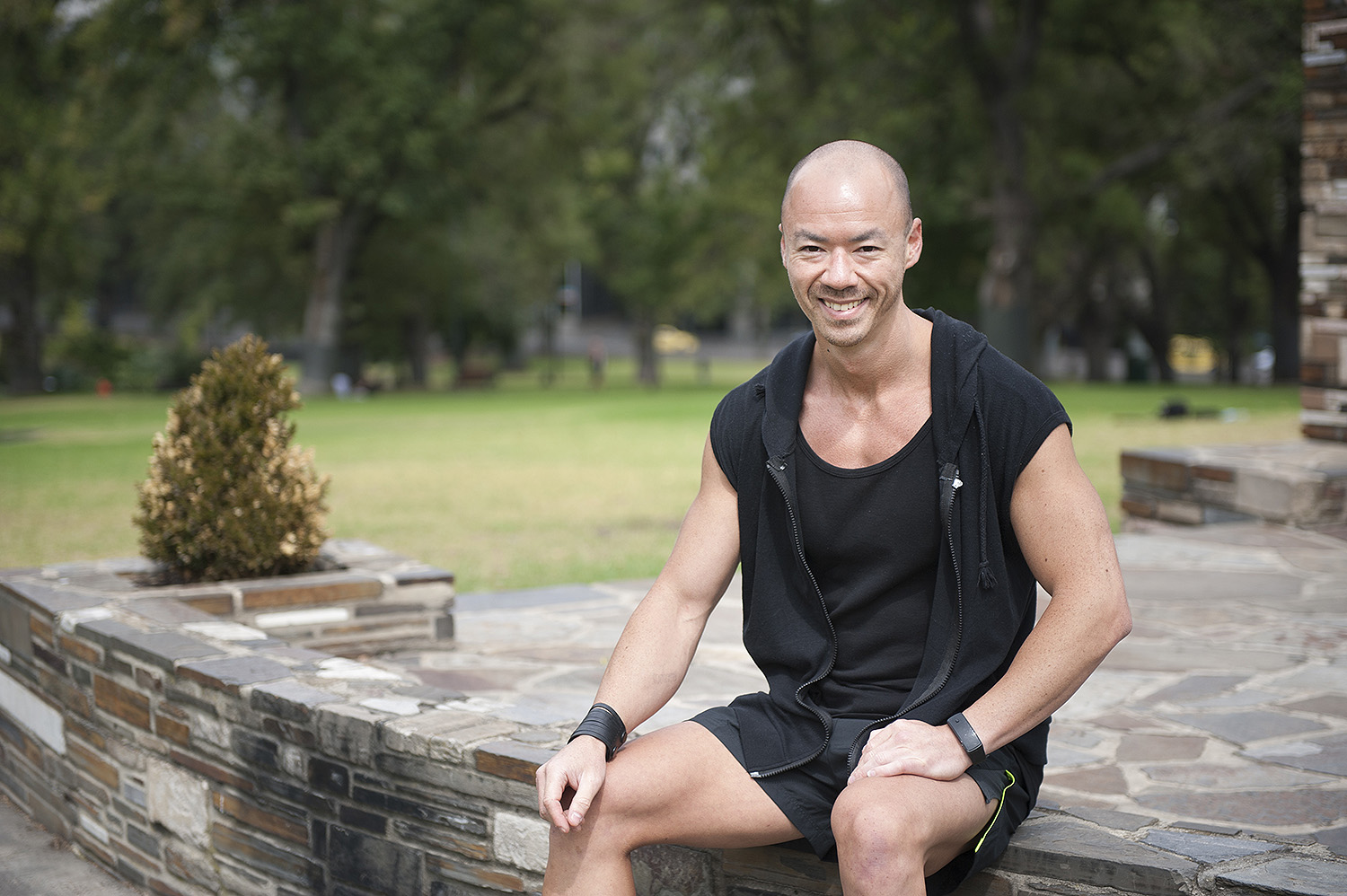 Personal Trainer Caine Tsang 3